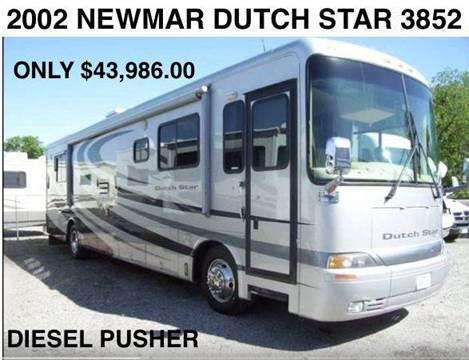 2002 Newmar Dutch Star 3852
