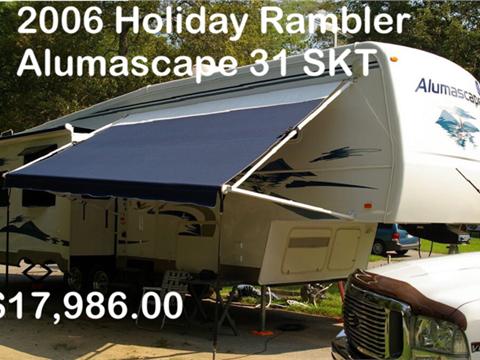 2006 Holiday Rambler Alumascape