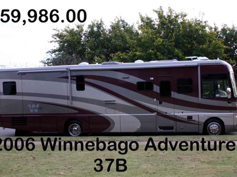 2006 Winnebago Adventurer