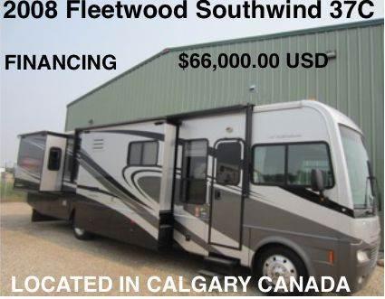 2008 Fleetwood Southwind