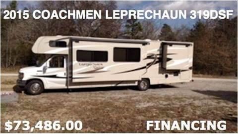 2015 Coachmen Leprechaun 319DSF