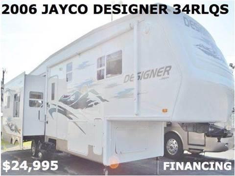 2006 Jayco Designer