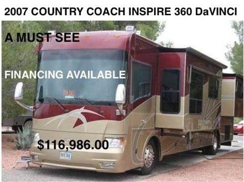 2007 Country Coach Inspire 360 DaVinci 400