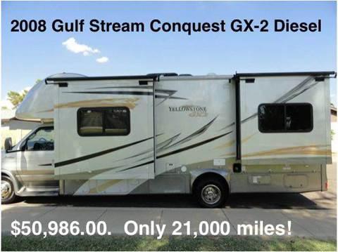 2008 Gulf Stream Conquest
