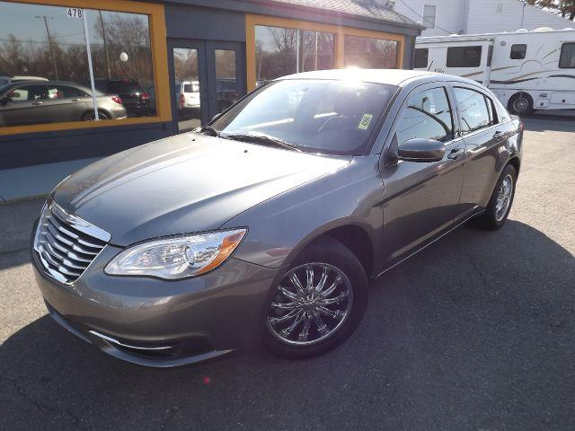 2012 Chrysler 200 for sale in Fredericksburg VA