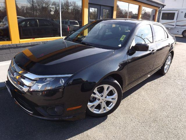 2012 Ford Fusion for sale in Fredericksburg VA