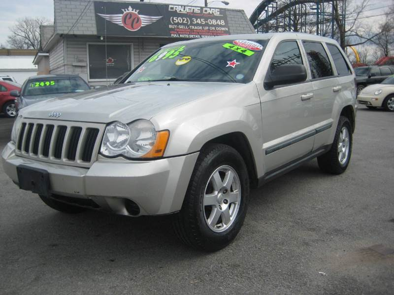2008 jeep grand cherokee laredo 4x4 4dr suv in louisville ky craven cars. Black Bedroom Furniture Sets. Home Design Ideas