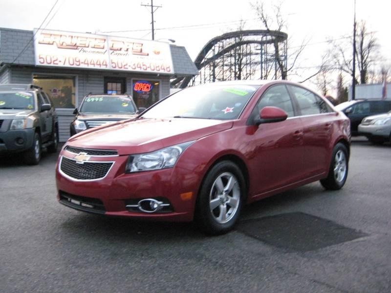Chevrolet Cruze LT Fleet Dr Sedan In Louisville KY Craven Cars - Chevrolet louisville ky