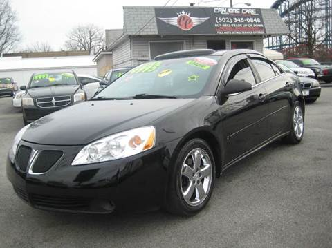 2006 Pontiac G6 for sale in Louisville, KY