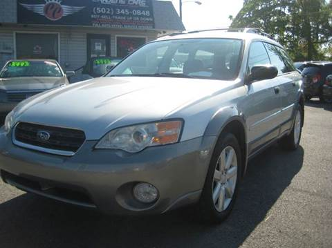 2007 Subaru Outback for sale in Louisville, KY