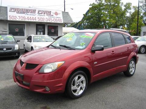 2004 Pontiac Vibe for sale in Louisville, KY