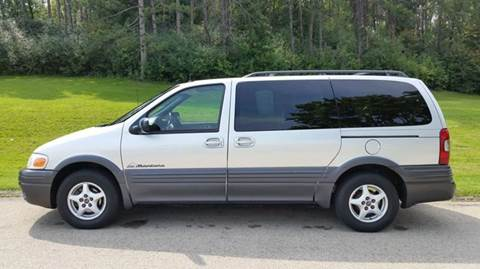 2002 Pontiac Montana for sale in Rochester, MN