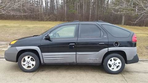 2001 Pontiac Aztek for sale in Rochester, MN