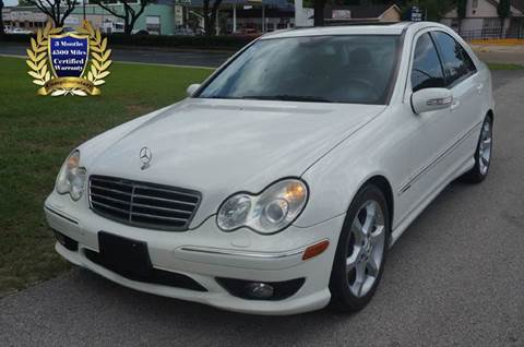 Used mercedes benz c class for sale houston tx for Mercedes benz for sale in houston