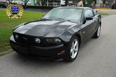 2011 ford mustang for sale houston tx. Black Bedroom Furniture Sets. Home Design Ideas