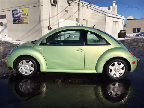 2000 Volkswagen New Beetle for sale in Appleton, WI