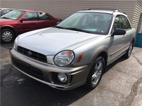 2002 Subaru Impreza for sale in Appleton, WI