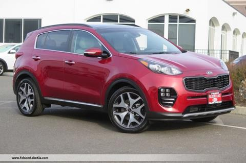 2018 Kia Sportage for sale in Folsom, CA