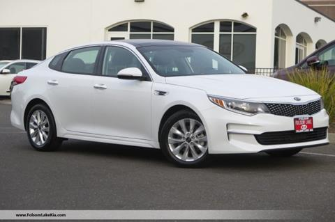 2018 Kia Optima for sale in Folsom, CA
