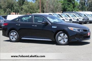 2017 Kia Optima Hybrid for sale in Folsom, CA