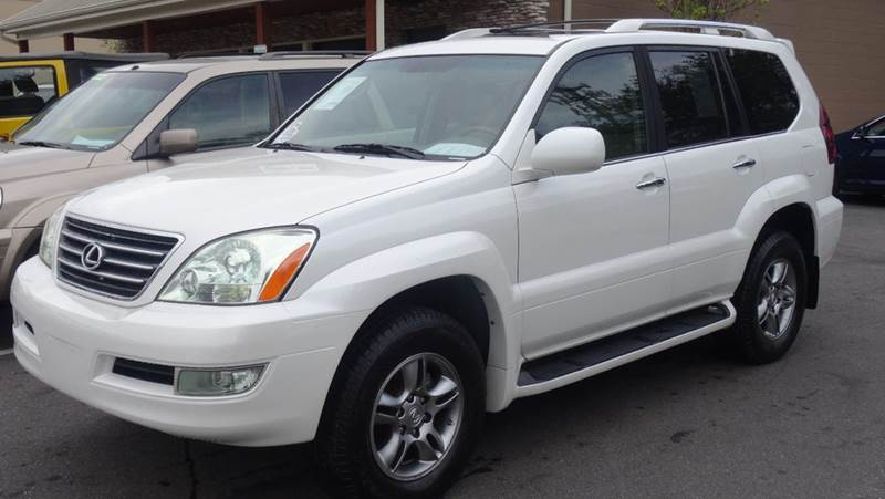 2008 lexus gx 470 base awd 4dr suv in lenoir nc driven. Black Bedroom Furniture Sets. Home Design Ideas