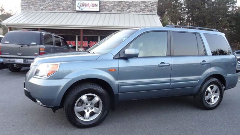 2006 honda pilot ex l 4dr suv 4wd in lenoir nc driven pre owned. Black Bedroom Furniture Sets. Home Design Ideas