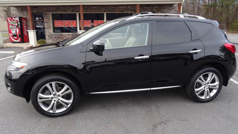 2009 nissan murano le awd 4dr suv in lenoir nc driven. Black Bedroom Furniture Sets. Home Design Ideas