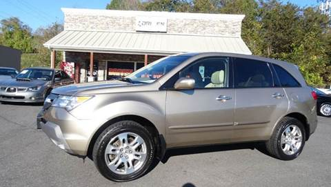 2007 Acura MDX for sale in Lenoir, NC