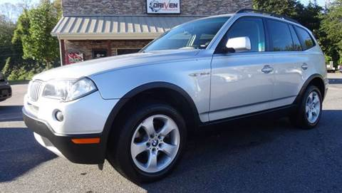 2007 BMW X3 for sale in Lenoir, NC