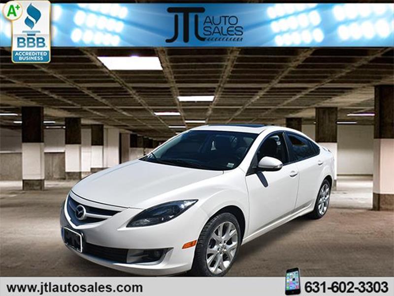 2013 Mazda Mazda6 i Touring Plus 4dr Sedan In SELDEN NY - JTL Auto Inc