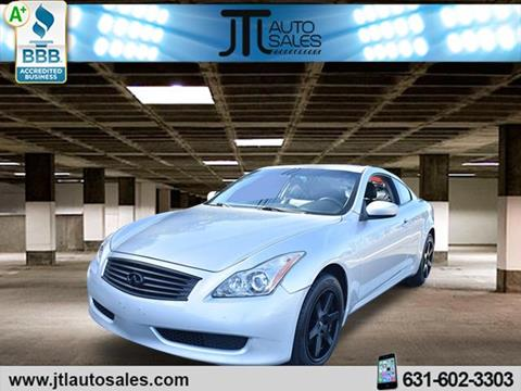Infiniti G37 Coupe For Sale In New York Carsforsale