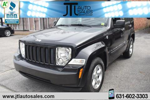 2012 Jeep Liberty for sale in Selden, NY