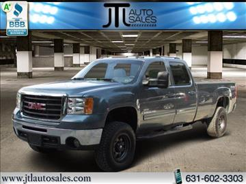 2007 GMC Sierra 3500HD for sale in Selden, NY