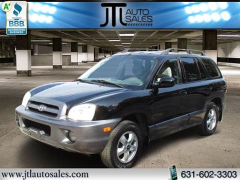 2005 Hyundai Santa Fe for sale in Selden, NY