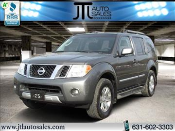 2008 Nissan Pathfinder for sale in Selden, NY
