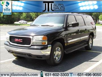 2001 GMC Yukon XL for sale in Selden, NY