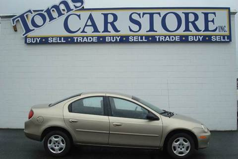 2002 Dodge Neon for sale in Sunnyside, WA