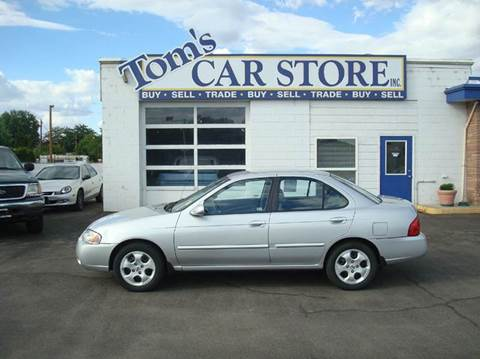 2005 Nissan Sentra for sale in Sunnyside, WA