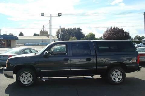 2004 Chevrolet Silverado 1500 for sale in Sunnyside, WA