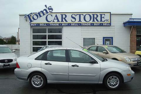 2006 Ford Focus for sale in Sunnyside, WA