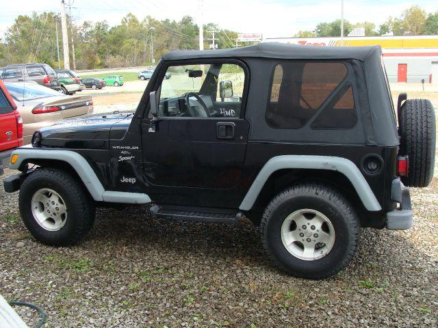 2000 Jeep Wrangler for sale in Latrobe PA