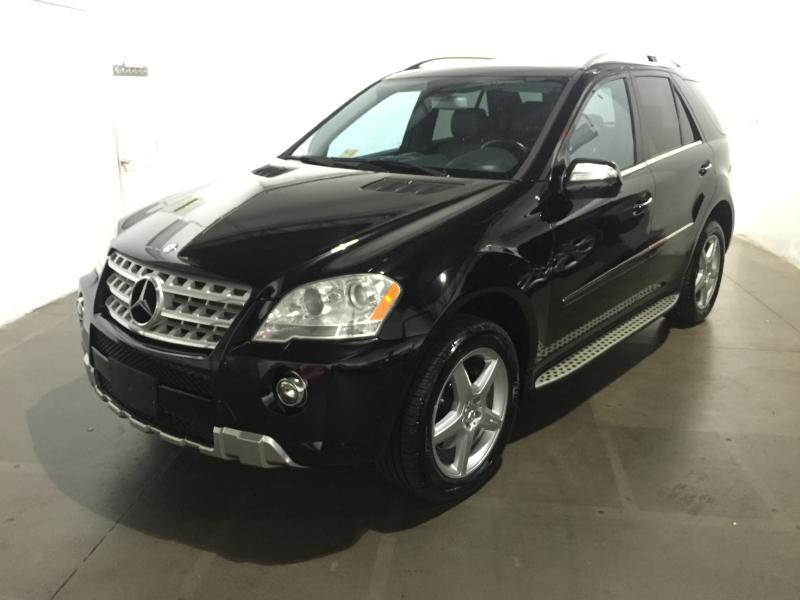 2009 mercedes benz m class ml550 awd 4matic 4dr suv in for Mercedes benz chantilly