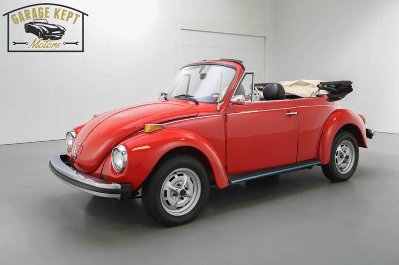 Volkswagen beetle convertible for sale in washington - Garage volkswagen saint cloud ...