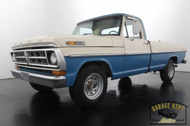 1971 Ford F-250 for sale in GRAND RAPIDS MI
