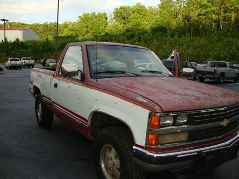 1989 Chevrolet C K 1500 Series For Sale Carsforsale Com