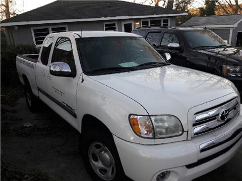 2003 Toyota Tundra for sale in Fairmount, GA
