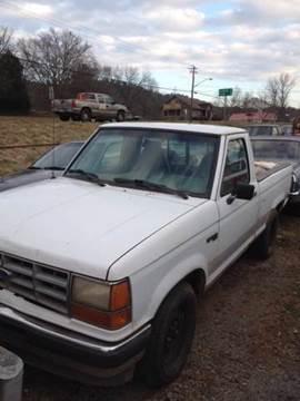 1992 ford ranger for sale in fairmount ga