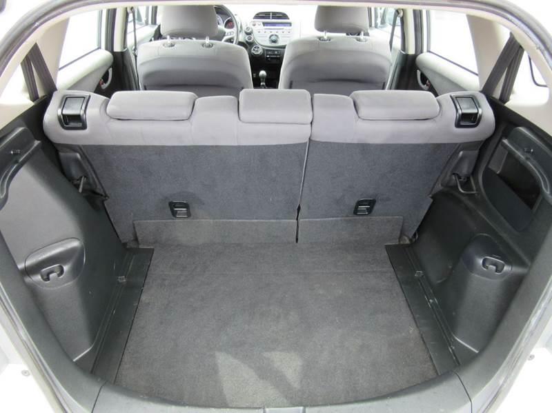 2012 Honda Fit 4dr Hatchback 5M - Orem UT