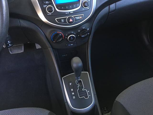 2013 Hyundai Accent GLS 4dr Sedan - Orem UT