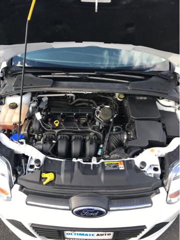 2014 Ford Focus SE 4dr Sedan - Orem UT